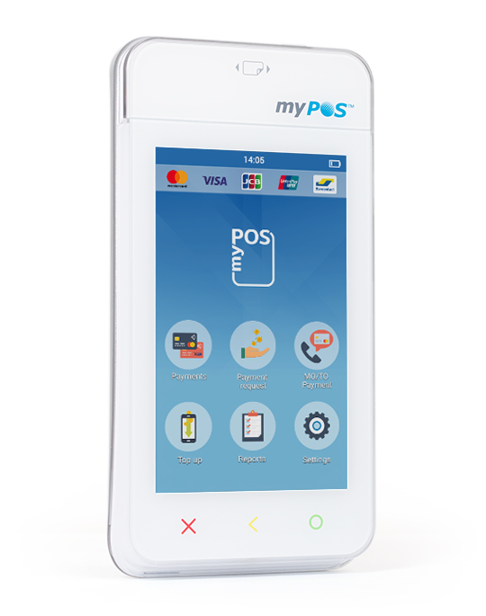 myPOS Mini Ice Features