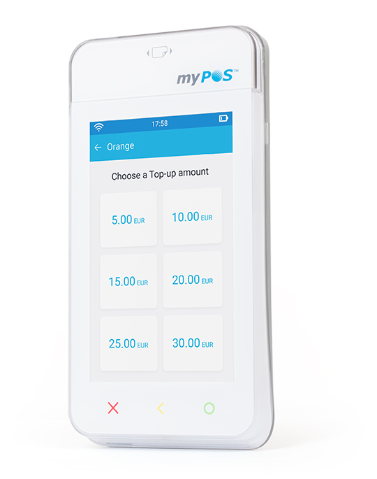 myPOS Mini Ice Advantages